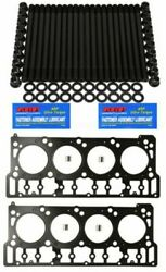 Arp Head Stud Kit And Set Of 2 Mahle Head Gaskets For F-250/f-350 6.0l Powerstroke