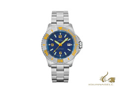 Delma Diver Blue Shark Iii Automatic Watch 47mm Limited Ed. 41701.700.6.044