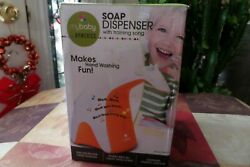 My Baby Soap Dispenser With Training Song. Makes Hand Washing Fun By Homedics