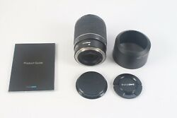 Phase One Mf 120mm 14 Manual Focus Macro Lens For Phase 1 Cameras W/ Lens Hood