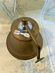 Foresti And Suardi Ships Bell 8 Model 2.106 Made In Italy
