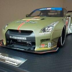 1/18 Scale R35 Gtr Mini Car Rare Limited 99 Zerofighter F/s From Japan
