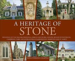A Heritage Of Stone Buildings Of Niagara St. Catharines The Hamilton...