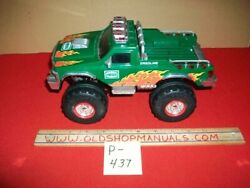 Collectible Hess 2007 Monster Off-road Truck All Lights And Flashers Work Display