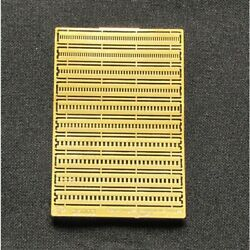 Vmodels 35003 Photo-etched Details Piano Hinges, Type 1 Scale 1/35