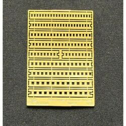 Vmodels 35004 Photo-etched Details Piano Hinges, Type 2 Scale 1/35