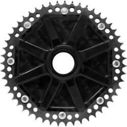 Alloy 53 Tooth Universal Black Cush Drive Chain Conversion System Harley Touring