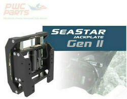 Seastar Xtreme Outboard Jack Plate 12 Set Back Up To 400hp Jp5120x Solutions