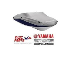 Yamaha Oem Boat Cover Mar-210nt-gy-17 2017 Sx210 Jet Boat W/ Non-tower Mooring