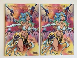 Michael Turner's Soulfire 1 D Pittsburgh Comic Con Exclusive Signed 2013 Lot