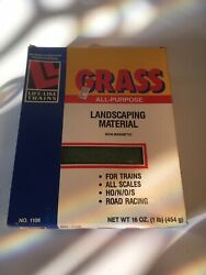 Life- Like Scenery Grass For Model Trains 1108 16 Oz