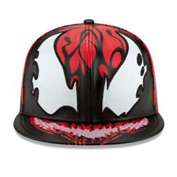 New Era Marvel Canage 59fifty Baseball Hat Cap Men's Size 7 1/2 Brand New