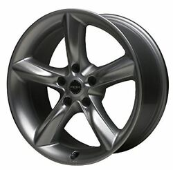 Roh Rt 18 18x9 Rims Wheels Wheel 5x115 Dodge Charger Challenger / Set Of 4