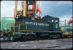 Snct Seattle And North Coast Sw1 Clean Paint Original Slide