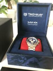 Tag Heuer Formula 1 Red Bull Racing Quartz Chronograph Date Menand039s Watch Wl19896