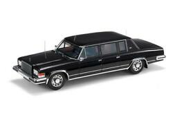 Top Marques Model Zil 4104 Presidential Limousine 1978 B1ack 118 Top040a