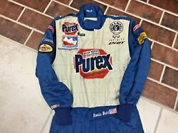 Indianapolis Indy 500 Robbie Buhl Raced Used 2002 Racing Driver Suit Uniform Dandr
