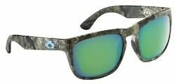 Blue Otter Polarized Riley Green Cumberland Realtree Timber/palm Green Lens