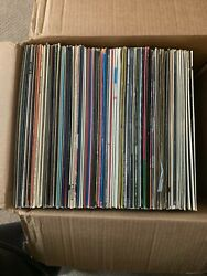 Vintage Collectable Vinyl Records Many Great Artists Please Browse Selection