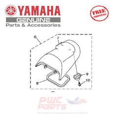 Yamaha Oem Single Seat Assembly 1 F2s-u372a-20-00 2013-2015 Fx Ho / Sho / Svho