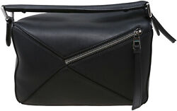 Loewe Womenand039s Puzzle Small Bag Leather Evening