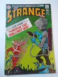 Strange Adventures Comic 224 June 1970 Infantino And Anderson Art Free Shipping