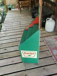 Vintage Sinclair Dino Oil Store Display. 1960and039s Or Later.