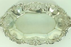 Vintage Crest Of Windsor Silver Plated Tray Epca Silver Plate By Poole Floral