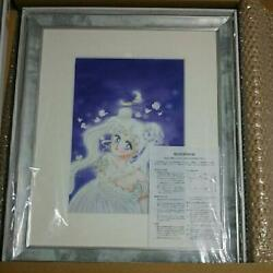 Sailor Moon Queen Serenity A4 Duplicate Original Picture New Unused From Japan