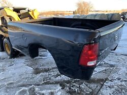 09-18 Dodge Ram 8andrsquo Pickup Box Long Bed Rust Free 25003500 Complete W Tailgate