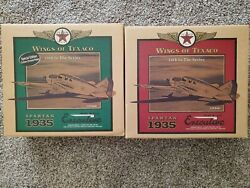 New Wings Of Texaco 1935 Spartan Executive Airplane Regular And Special 14 2006