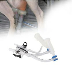 Goat Sheep Milker Machine Parts Milker Claw Kit Milking Teat Cups Non-toxic