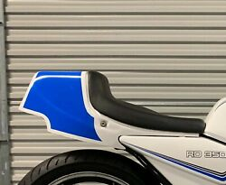 Yamaha Rd350lc Tz Style Race Seat Front Guard Package Choice Of 3 Guards