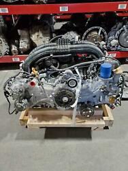 2018 Subaru Impreza 2.0l Engine Motor With Only 4,713 Miles Needs Timing Cover