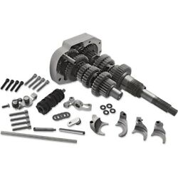 Baker Overdrive 411p Od6 6-speed Builders Kit 3.24 1st Ratio Harley St And Dyna