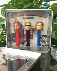 2006 Orange County Choppers Pez Limited Edition Tin Paul Jr. Paul Sr. Mikey New