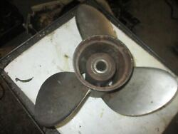 Evinrude Ficht 250hp Outboard Stainless Steel Propeller 14 1/2 By 19 389924