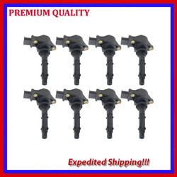 8pcs Udo535 Ignition Coil For Gm 19005267
