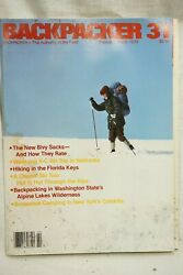 BACKPACKER MAGAZINE No 31 with Backpacker Footnotes $9.50