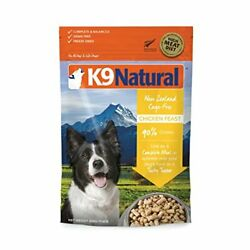 Chicken 17.6oz Pack Freeze Dried Dog Food Or Topper By K9 Natural Perfect Grain