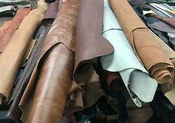 whole leather hide full cowhide approximately 49 SF. Various Colors $97.00