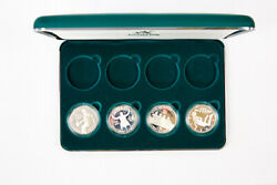 1996-s Proof Olympic Rowing, Wheelchair, High Jump And Tennis Silver Dollar 1