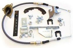 1964 1965 Chevelle Th350 Th400 Powerglide Shifter Conversion Kit Andcable Sc2031-c