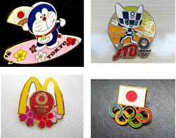2020 Tokyo Olympic Pin This Is A Fake, Be Aware Of Sellers Who Sell Those Pins