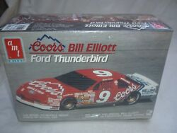 Amt / Ertl Un-opened Plastic Kit Of Coors Ford Thunderbird. Factory Sealed.