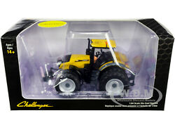 Challenger 1050 Tractor W/dual Wheels Yellow 1/64 Diecast Model Speccast Sct718