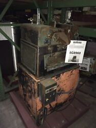Kent/keith Laboratory 3-roll Mill 4 X 10 Rolls