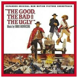 Ennio Morricone - The Good The Bad And The Ugly Expanded Original Mgm Motion P