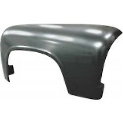 1954 Ford Pickup Front Fenders Truck F100 Steel Front Fenders Pair