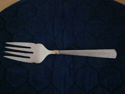 Reed And Barton Sterling Silver Golden Ashmont Cold Meat Fork No Monogram